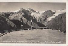AK Edelweisspitze Place de parking avec Grossglockner inutilisé (G2124)