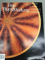 Taunton Fine Wood Working Magazine April 1995 Veneer Home Building DUY Vintage