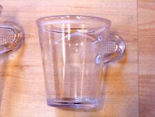 Original Nespressotassen Espresso aus Kunststoff! 12 tgl. Set Neu!