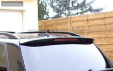 For SEAT Exeo ST 5 door Estate Roof Spoiler Rear Cover Trim Lip Door Wing Back