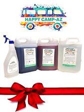 Wohnwagen Reinigung Pack-Toilette Fluid-Abfall & Rohr Tank Cleaner-Lufterfrischer
