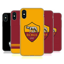 OFFICIAL AS ROMA CREST 2 SOFT GEL CASE FOR APPLE iPHONE PHONES
