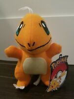 Official Licensed Pokemon Charmander Plush Stuffed Toy Kids Authentic New
