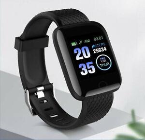 Bluetooth Smartwatch Fitness Tracker Armband Smart Watch Band Uhr
