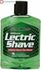 200Williams Lectric Pre-Shave Original 7oz : 6 packs