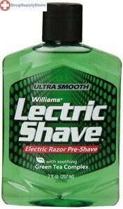 200Williams Lectric Pre-Shave Original 7oz : 6 packs