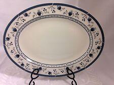 Royal Doulton England Fine China Cambridge Oval Serving Platter