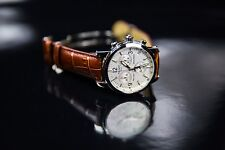 TISSOT T-Sport PRC200 T17.1.516.32 Chronograph Mens Watch Brown White NEW