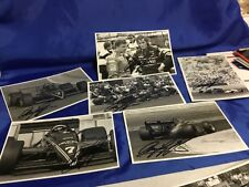 Indianapolis Indy 500 1988 ARIE LUYENDYK SIGNED Photos GROUP ONE