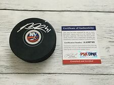 Jaroslav Halak Signed New York Islanders Hockey Puck PSA DNA COA Autographed a