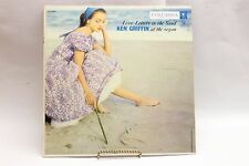 "Ken Griffin ""Love Letters in the Sand"" Columbia CL 1039 LP 1957 Organ Music NM"