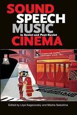 NEW - Sound, Speech, Music in Soviet and Post-Soviet Cinema