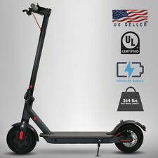 "Electric Scooter Adults,Portable Folding E-Scooter 8.5""Tire 350W Motor Speed 15"