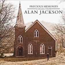 ALAN JACKSON - PRECIOUS MEMORIES COLLECTION * USED - VERY GOOD CD