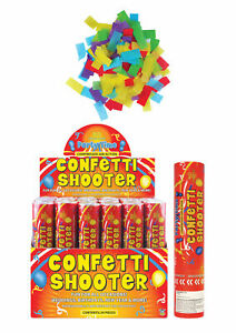 3 x 20cm Giant Large Party Confetti Cannons Poppers Shooter Wedding New Years