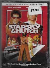 New! Starsky & Hutch Widescreen Edition DVD 2004 Ben Stiller Owen Wilson!