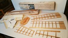 """Vtg Airtronics 99"""" Wing AQUILA Standrd Class R/C Sailplane Deluxe Kit Wood Model"""