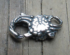 Authentic Trollbeads Silver Crab Lock TAGLO-00057