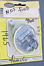 1965 Mustang Fastback / Shelby Fog lamp switch & Bezel kit NOS
