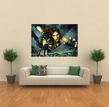Tomb Raider Underworld Mosaic Nuevo Gigante impresión arte cartel Imagen Pared G048
