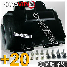 Citroen C5 (2001-2004) Diesel 2.0 HDI UNDER ENGINE COVER - new - HDPE--  + CLIPS
