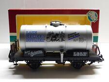 G Scale - LGB - #4140 Lake George & Boulder Tank Car Train