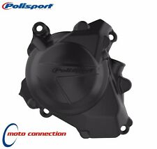 NEW POLISPORT IGNITION COVER PROTECTOR BLACK FOR HONDA CRF450R 2017