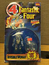 ToyBiz Marvel Comics Fantastic 4 Invisible Woman Clear Version action figure New
