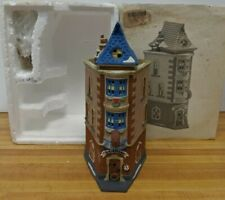 City Clockworks Dept 56 Christmas in the City Series Heritage Village 061119Dbt2