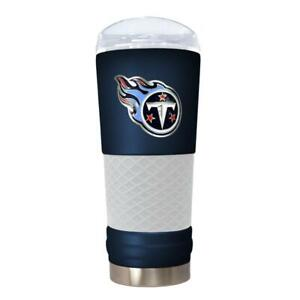 Tennessee Titans 24 OZ STAINLESS STEEL VACUUM INSULATED TUMBLER