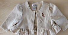 New Baby Girls Ralph Lauren Fleece Cardigan 3M