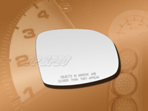 REPLACEMENT RIGHT RH PASSENGER SIDE MIRROR GLASS FOR 1995-2003 FORD WINDSTAR