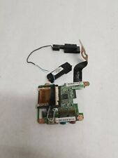 Lenovo ThinkPad X201 Laptop Audio Board & Media Card WITH CABLE SPEAKERS 60Y5408