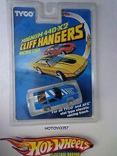 TYCO # 7054 ZERO GRAVITY CLIFF HANGERS NEW IN BLISTER PACK 84' VET # 3