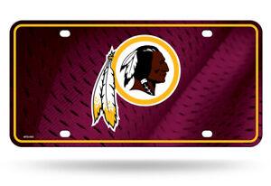 Washington Redskins NFL 12x6 Metal License Plate Auto Tag