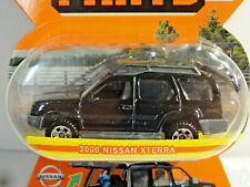 2021 Matchbox Moving P 00006000 Arts - Black 2000 Nissan Xterra Case K