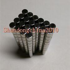 N35 Super Strong Neodymium Disc Mini 3X4mm Rare Earth Strong Magnets 100pcs