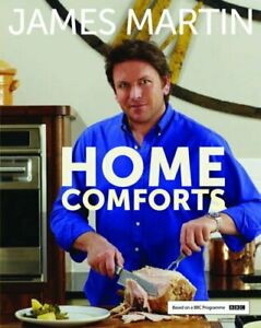 Home Comforts by James Martin Book The Cheap Fast Free Post
