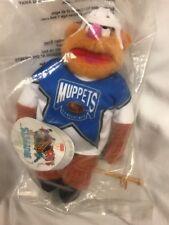 Muppets Fozzie Bear NHL plush doll factory sealed McDonald's