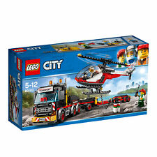 60183 LEGO City Great Vehicles Heavy Cargo Transport 310 Pieces Age 5+