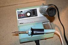 ^^ WELLER ELECTRONIC CONTROL SOLDERING STATION EC 2000 W/ EC1201-A (JP1)
