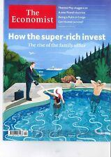 The Economist Magazin, Heft 50/2018: How the super-rich invest + wie neu +