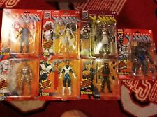 X-Men Retro Marvel Legends 6-Inch Action Figures Wave 1 plus grey beast