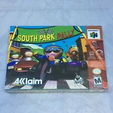 South Park Rally, Nintendo 64, 2000, Brand New