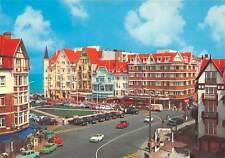 Belgium Knokke Zoute Albert Square Albertplaats Voitures Cars