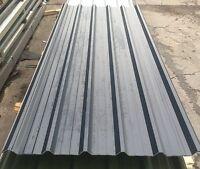 ROOFING SHEETS - SLATE GREY PVC BOX PROFILE