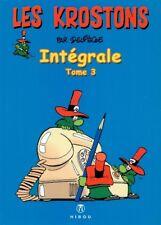 Les Krostons - Integrale T3 - Deliège