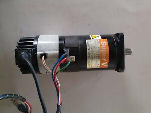 sanyo denki super v dc servo motor v730b 412el7