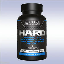 CORE NUTRITIONALS HARD (84 CAPSULES) muscle hardening agent lean dense shredded