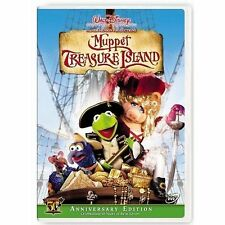 Muppet Treasure Island 0786936286519 DVD Region 1